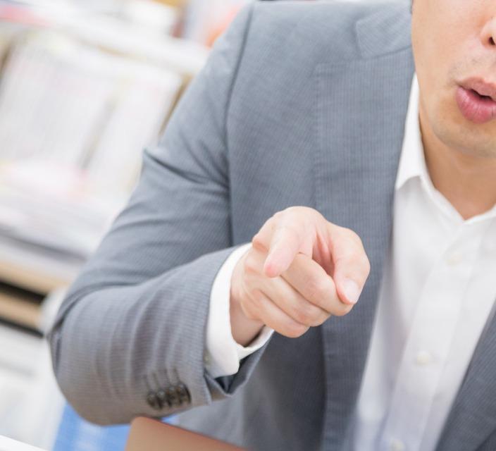 職場で怒鳴るな、生産性が下がる